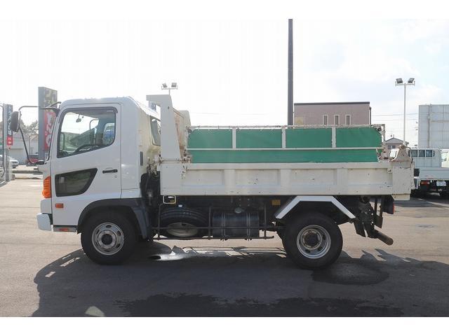 4t 強化ダンプ 電動コボレーン 3600kg(6枚目)
