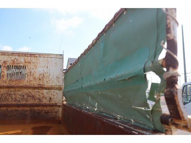 4t 強化ダンプ 電動コボレーン 3600kg(13枚目)