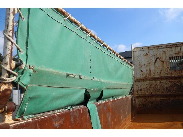 4t 強化ダンプ 電動コボレーン 3600kg(14枚目)