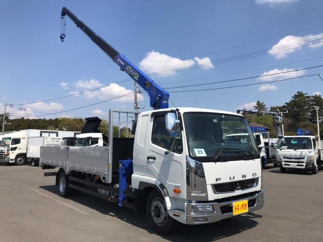 ワイド超ロング 増トン タダノ4段(10枚目)