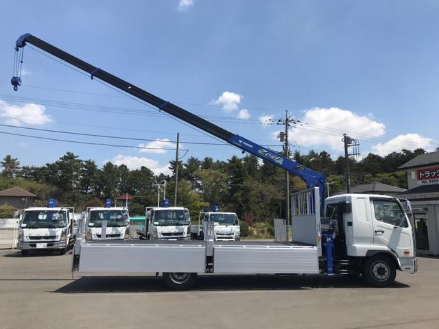 ワイド超ロング 増トン タダノ4段(11枚目)
