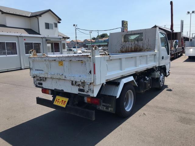 3t/ローダーダンプ3方開/手動コボレーン(8枚目)