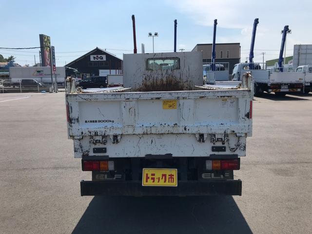 3t/ローダーダンプ3方開/手動コボレーン(9枚目)