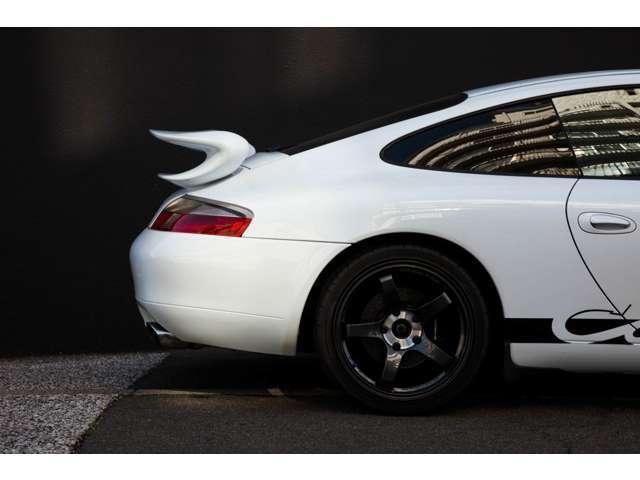 ポルシェ ポルシェ 911カレラ 997フェイスキット装着タイプ996