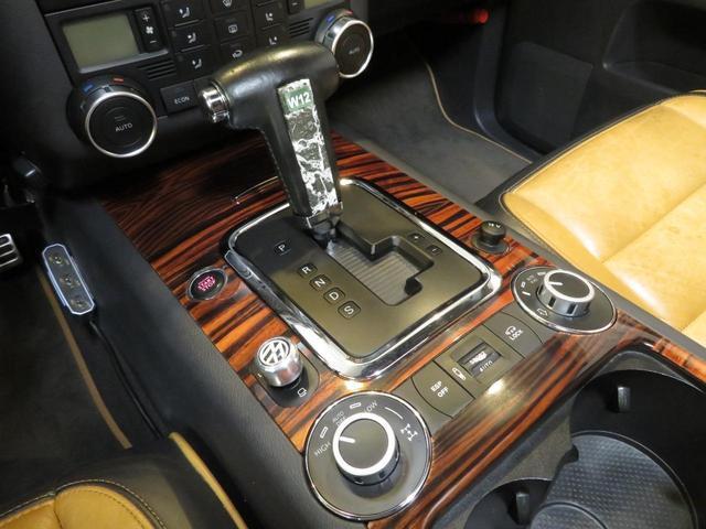 W12 エクスクルーシブ 限定150台 サンルーフ ナビTV(18枚目)
