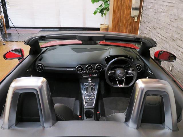 2.0TFSIクワトロ Sラインパッケージ 禁煙車 ワンオーナー 2Lターボ クワトロ(4WD) 電動TOP(50km/hまで可動) バーチャルコックピット MMIナビ アウディドライブセレクト マトリクスLEDヘッドライト(34枚目)