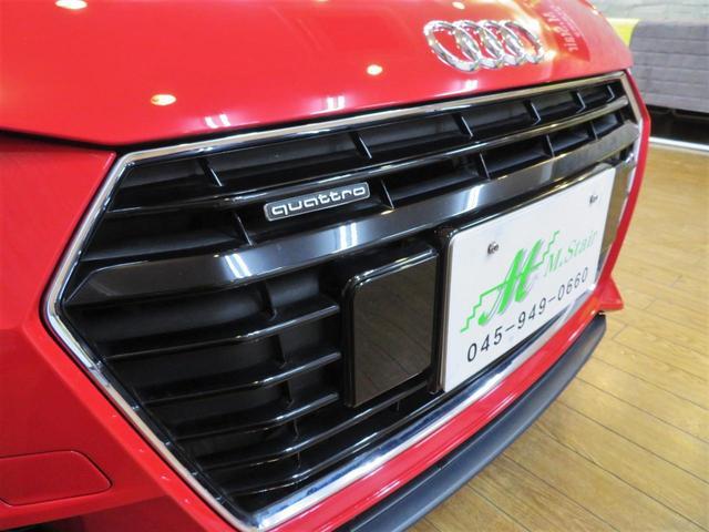 2.0TFSIクワトロ Sラインパッケージ 禁煙車 ワンオーナー 2Lターボ クワトロ(4WD) 電動TOP(50km/hまで可動) バーチャルコックピット MMIナビ アウディドライブセレクト マトリクスLEDヘッドライト(55枚目)