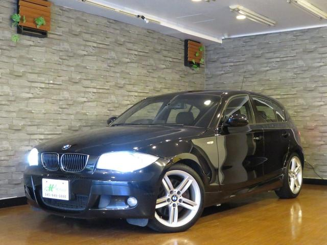 BMW BMW 130i Mスポーツ 禁煙車 6速AT HDDナビ HID