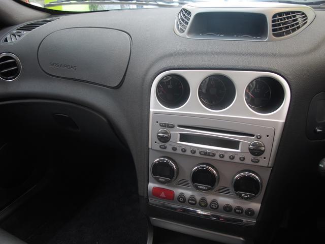 アルファロメオ アルファ156 TI 2.5 V6 24V 黒レザーシート 6速MT 右H