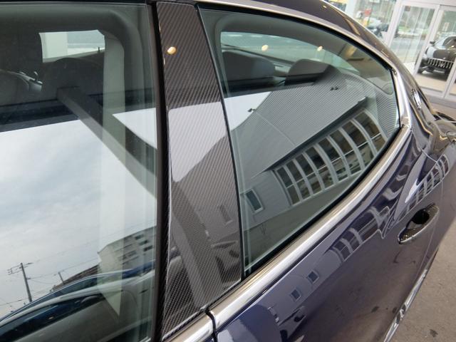 マセラティ マセラティ ギブリ S 元デモカー 20インチウラーノ カーボントリム