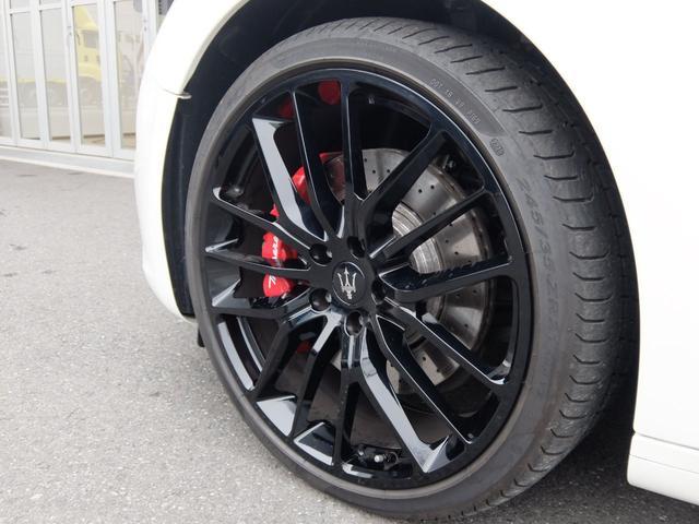 右ハンドル 赤革 ナビ(MTC+) ETC SR 21AW ブレーキキャリパーレッド 新車保証継承(20枚目)