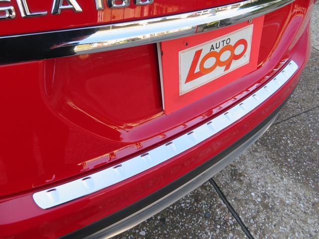 GLA180 レーダーセーフティパッケージ 衝突軽減ブレーキ ディストロニックプラス 純正ナビ フルセグTV ETC ハーフレザー シートヒーター バックカメラ パワーバックドア キーレスゴー スペアキー(28枚目)