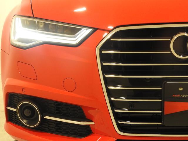 アウディ アウディ A6アバント Sライン マトリクス アシスタンス 認定中古車