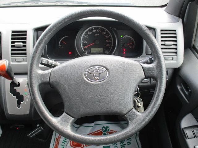 トヨタ ハイエースバン ロングDX GLパッケージ ナビTV DターボTベルト交換済