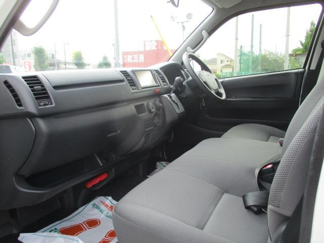 トヨタ ハイエースバン ロングDX GLパッケージ ナビTV 純正LED リアカメラ
