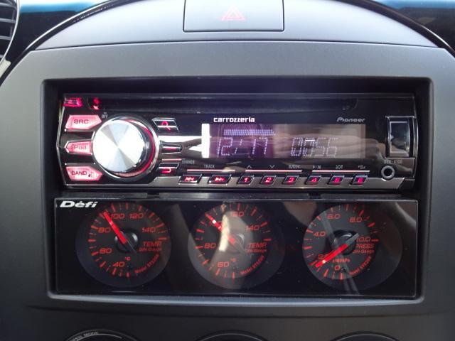 マツダ ロードスター RS 6速MT ハードトップ ADVAN17AW 車高調