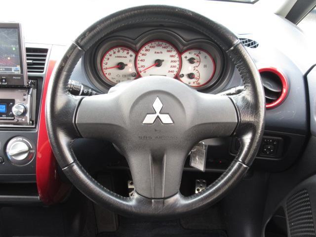 三菱 コルト ラリーアート バージョンR 5MT レカロシート ナビETC