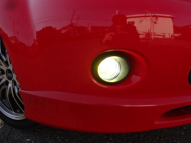 マツダ ロードスター RS 6MT HDDナビ エアロ HIDフォグランプ