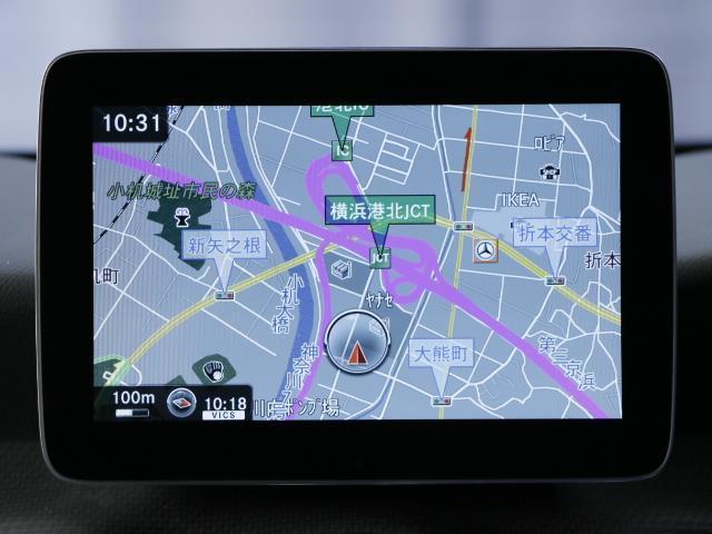 GLA180 レーダーセーフティパッケージ 新車保証(10枚目)