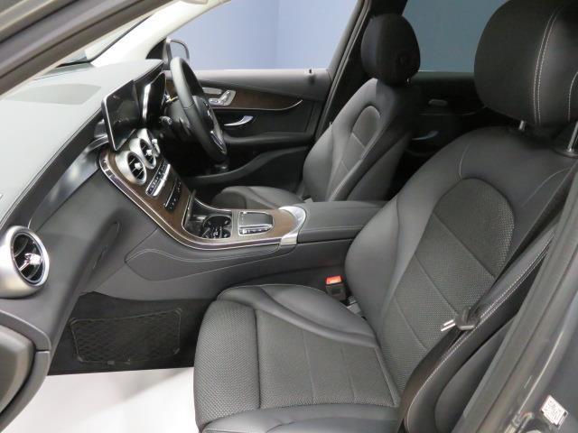 GLC220 d 4マチック 2年保証 新車保証(11枚目)