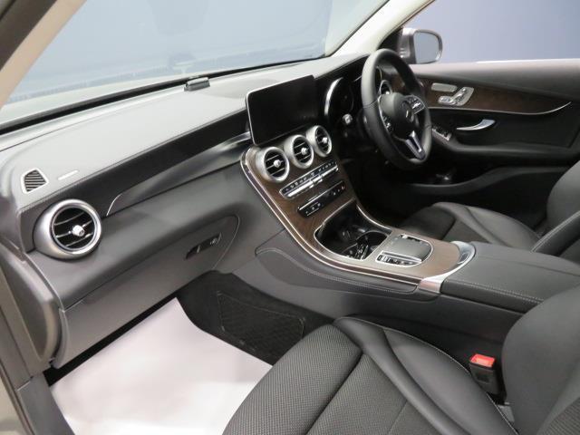 GLC220 d 4マチック 2年保証 新車保証(12枚目)