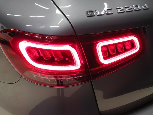 GLC220 d 4マチック 2年保証 新車保証(29枚目)