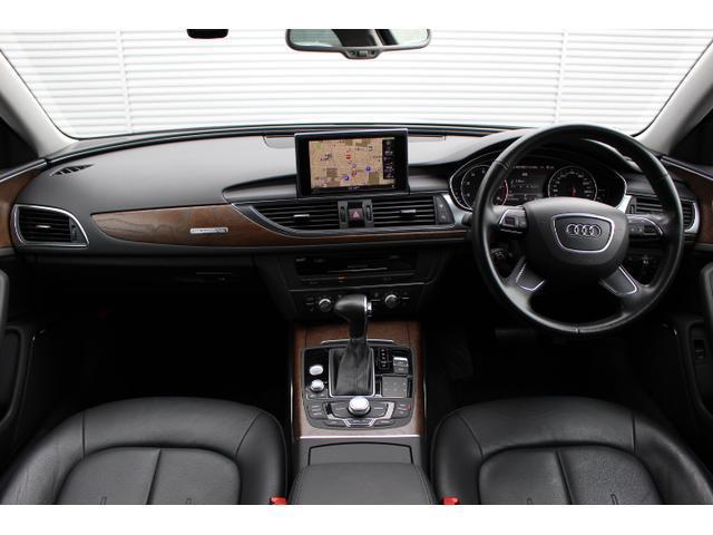 アウディ アウディ A6 2.8FSIクワトロLEDヘッドライト認定中古車