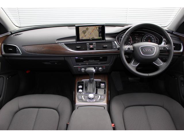アウディ アウディ A6 2.0TFSI LEDサンルーフ認定中古車