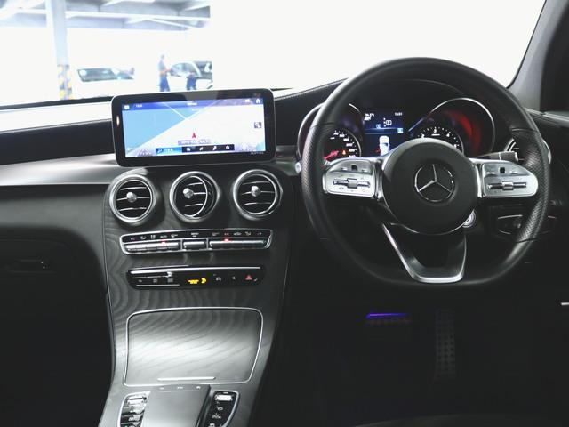 GLC220 d 4マチック クーペ AMGライン 2年保証 新車保証(3枚目)