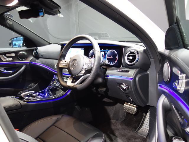 E220d アバンギャルド AMGラインディーゼルターボ(9枚目)