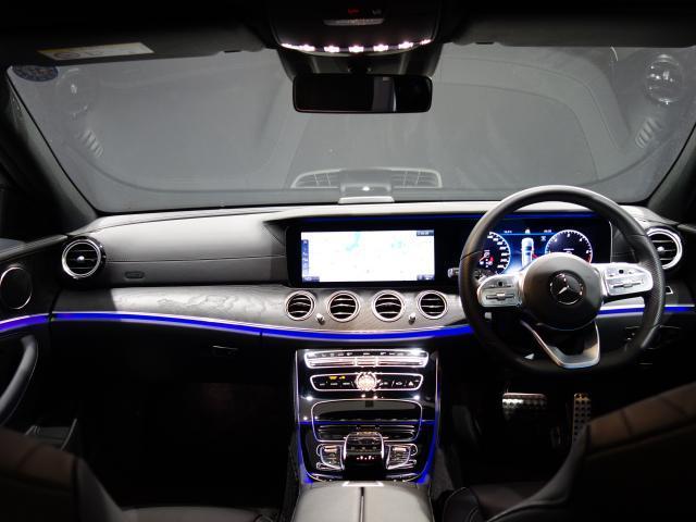 E220d アバンギャルド AMGラインディーゼルターボ(10枚目)