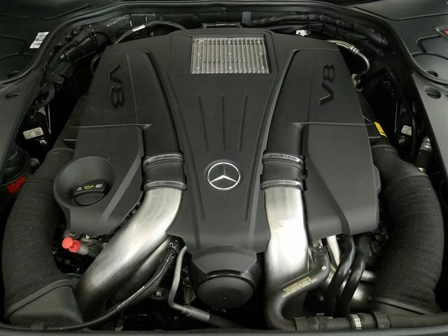 S550 ロング AMGスポーツパッケージ ショーファーパッケージ 1年保証(8枚目)