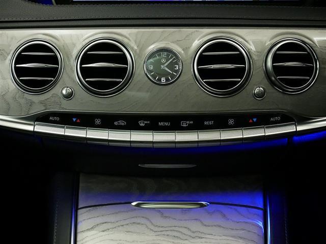 S550 ロング AMGスポーツパッケージ ショーファーパッケージ 1年保証(12枚目)