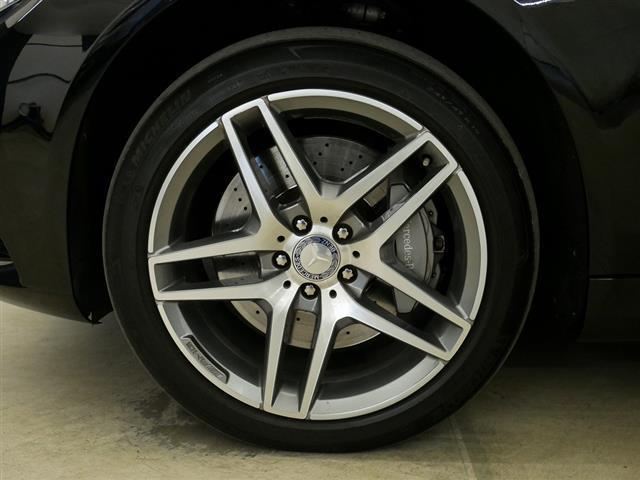 S550 ロング AMGスポーツパッケージ ショーファーパッケージ 1年保証(17枚目)