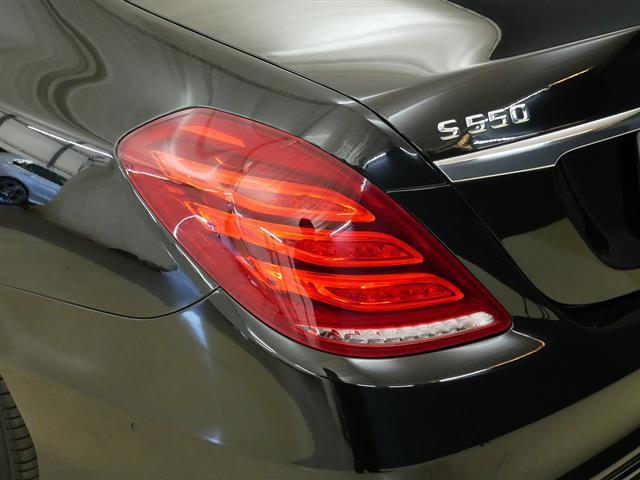 S550 ロング AMGスポーツパッケージ ショーファーパッケージ 1年保証(30枚目)