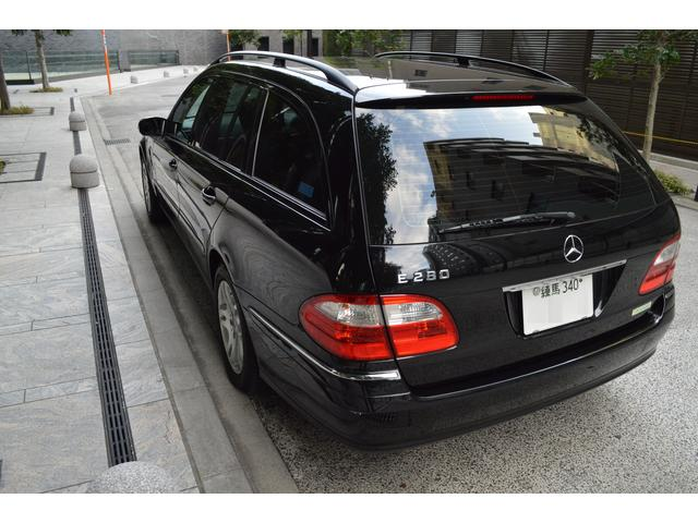 メルセデス・ベンツ M・ベンツ E280 サンルーフ・HID・純正ナビ