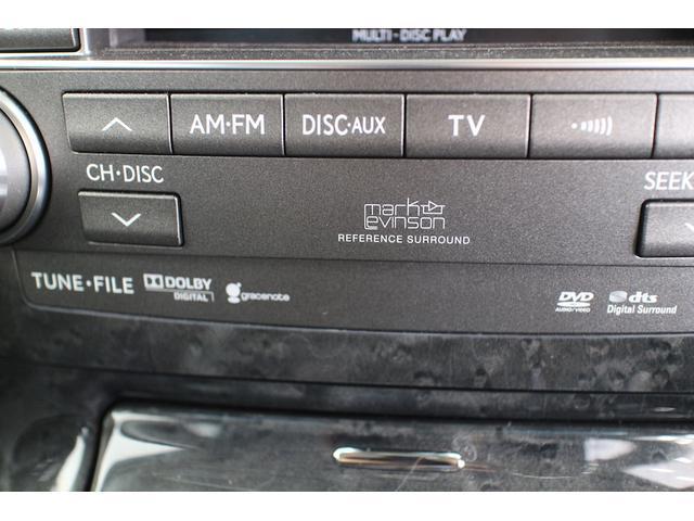 レクサス LS LS600hL バージョンUZ マークレビンソン サンルーフ