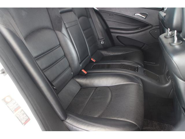 メルセデス・ベンツ M・ベンツ CLS55 AMG 黒革 サンルーフ 純正ナビ
