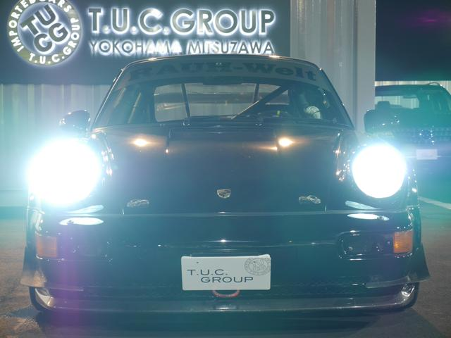 911ターボ フロントロウチューニング車輌 5MT 左H(19枚目)