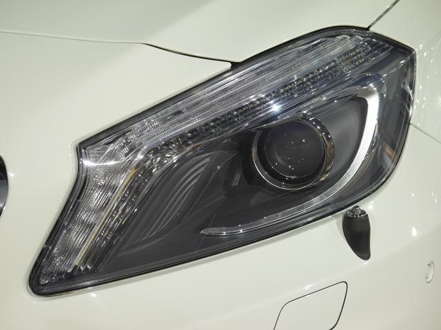 メルセデス・ベンツ M・ベンツ A180BEスポーツAMG-EX 黒革 ナビTV 1年保証付