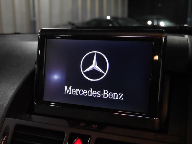 メルセデス・ベンツ M・ベンツ C200エレガンス 黒革 HDDナビ Bカメラ 1年保証