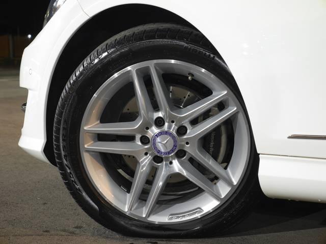 メルセデス・ベンツ M・ベンツ C200AVGレーダー・AMGスポP 後期 1オナ 2年保証