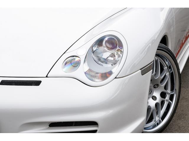 996カレラ 後期 黒革 エアロ 車高調 キセノン 2年保証(7枚目)
