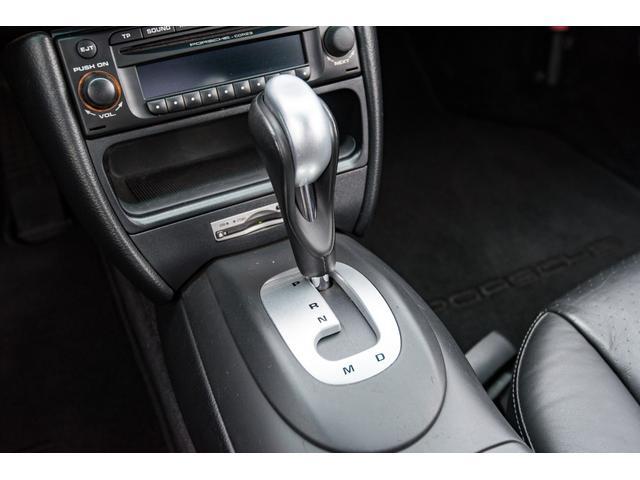996カレラ 後期 黒革 エアロ 車高調 キセノン 2年保証(9枚目)