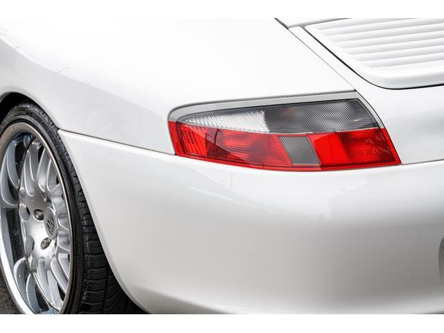 996カレラ 後期 黒革 エアロ 車高調 キセノン 2年保証(20枚目)