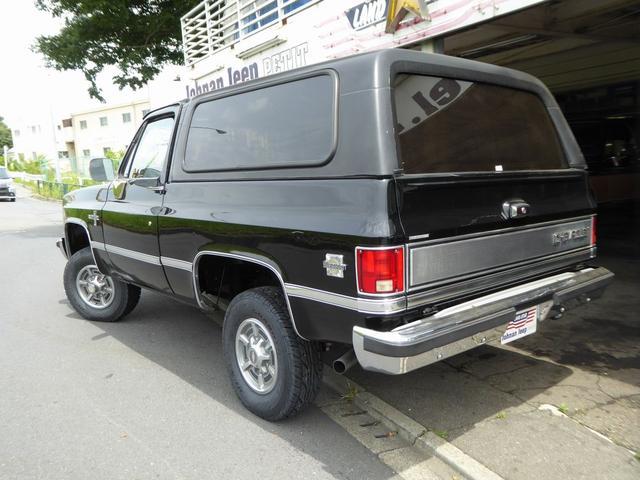 シボレー シボレー K-5 ブレイザー シルバラード 4WD