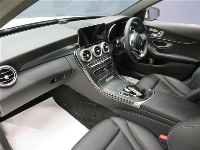 C220 d ローレウスエディション レーダーセーフティパッケージ スポーツプラスパッケージ 2年保証 新車保証 Bluetooth接続 ETC LEDヘッドライト TV アイドリングストップ クルーズコントロール コネクテッド機能(13枚目)