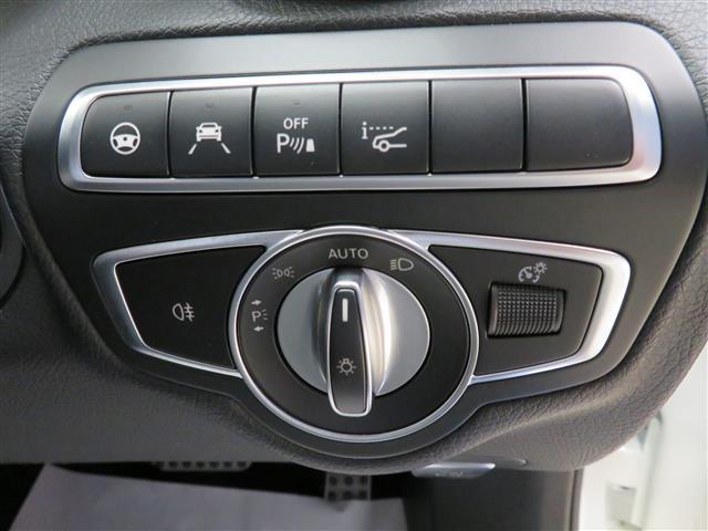 C220 d ローレウスエディション レーダーセーフティパッケージ スポーツプラスパッケージ 2年保証 新車保証 Bluetooth接続 ETC LEDヘッドライト TV アイドリングストップ クルーズコントロール コネクテッド機能(19枚目)