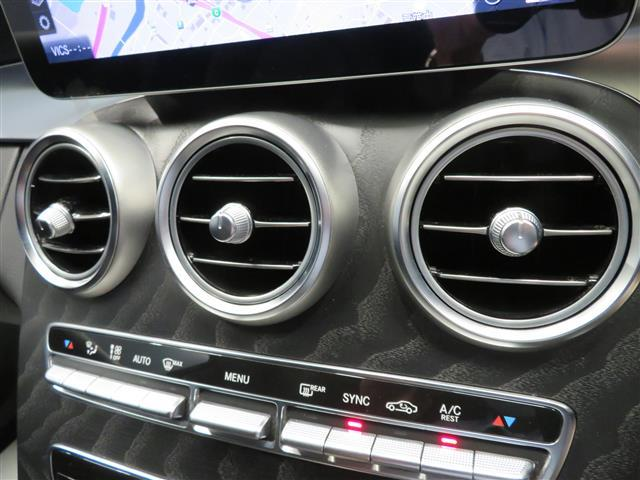 C220 d ローレウスエディション レーダーセーフティパッケージ スポーツプラスパッケージ 2年保証 新車保証 Bluetooth接続 ETC LEDヘッドライト TV アイドリングストップ クルーズコントロール コネクテッド機能(23枚目)