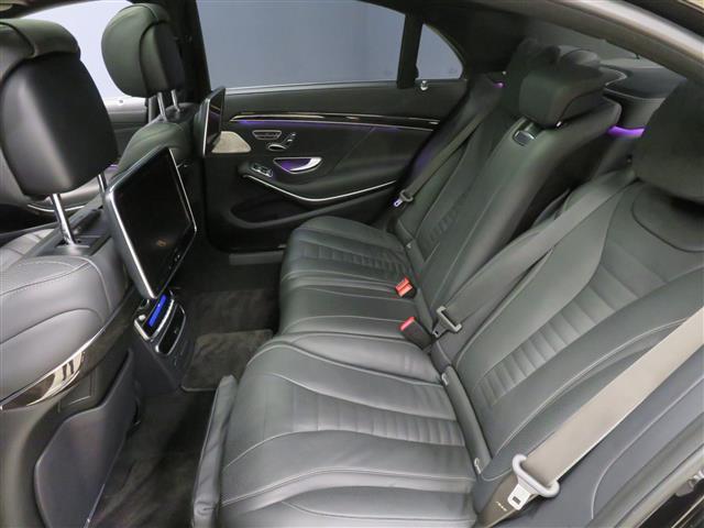 S300 h ロング AMGライン ショーファーパッケージ 2年保証 Bluetooth接続 CD DVD再生 ETC LEDヘッドライト TV アイドリングストップ オットマン クルーズコントロール サイドカメラ(10枚目)